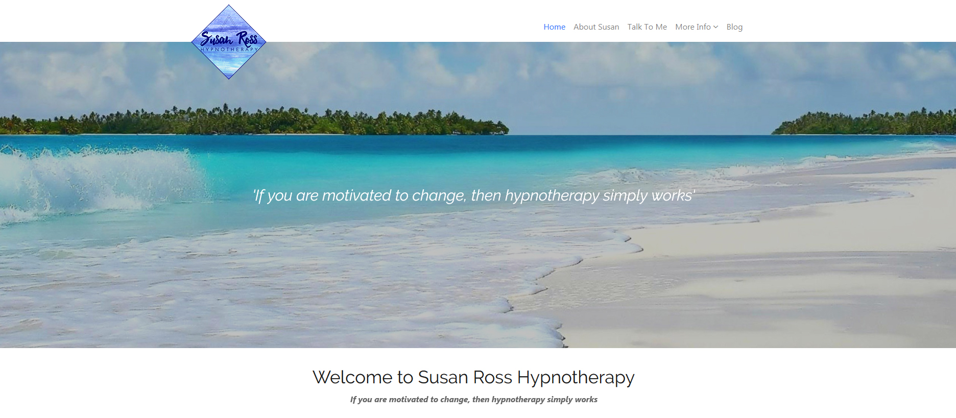 Susan Ross Hypnotherapy