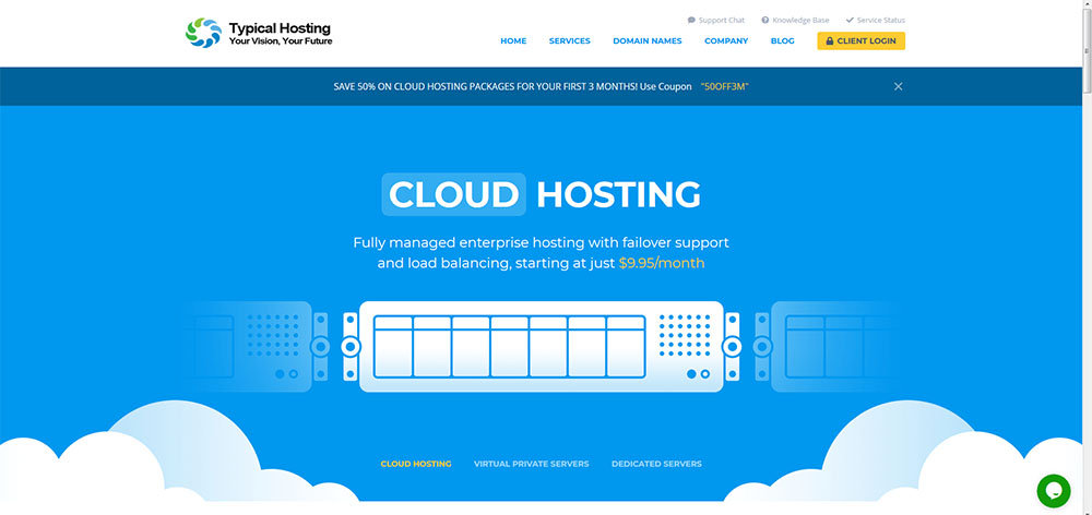 Web Hosting & Domain Names